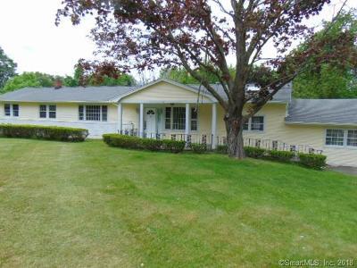 Wallingford Single Family Home For Sale: 1565 Rhey Avenue