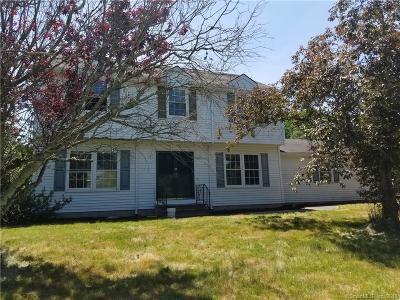 Preston Single Family Home For Sale: 461 Route 164
