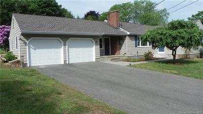 Southington Single Family Home For Sale: 26 Cedar Drive