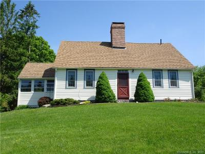 Ledyard Single Family Home For Sale: 186 Iron Street