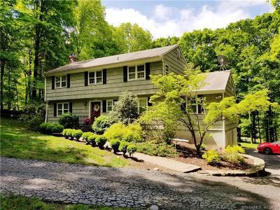 Weston Single Family Home For Sale: 35 11 O Clock Road