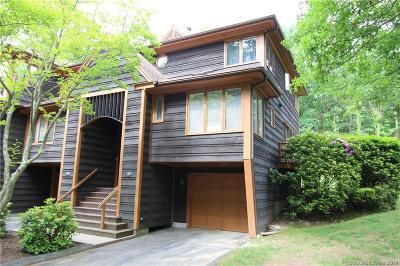 Shelton Condo/Townhouse For Sale: 27 Tamarac Ridge Circle #27