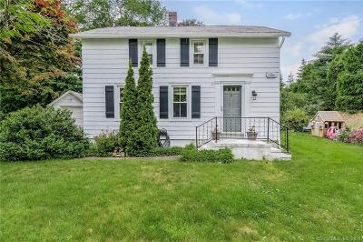 Fairfield County Single Family Home For Sale: 693 Garden Street