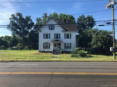 East Hartford Single Family Home For Sale: 351 Silver Lane