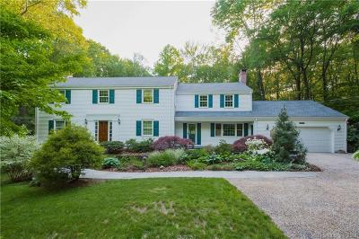 West Hartford Single Family Home For Sale: 147 Orchard Road