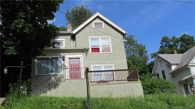 Waterbury Single Family Home For Sale: 398 Farmington Avenue