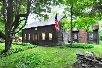 Litchfield Single Family Home For Sale: 182 East Litchfield Road