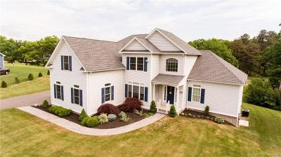 Southington Single Family Home For Sale: 157 Whistling Straits Drive