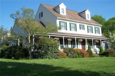 Newtown Single Family Home For Sale: 105 Poverty Hollow Road