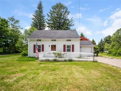 Litchfield Single Family Home For Sale: 412 Bantam Lake Road