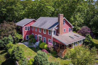 Preston Single Family Home For Sale: 15 Rude Road