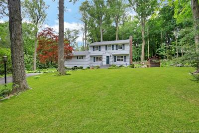 New Canaan Single Family Home For Sale: 24 Rural Drive