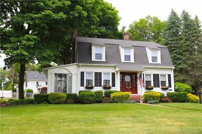 Southington Single Family Home For Sale: 106 Clark Street