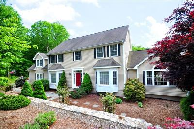 Southbury Single Family Home For Sale: 46 Greenwood Drive