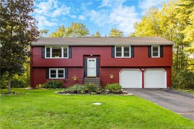 Simsbury Single Family Home For Sale: 14 Tollgate Lane