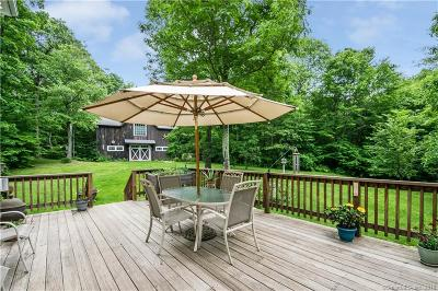Roxbury Single Family Home For Sale: 54 Lower County Road