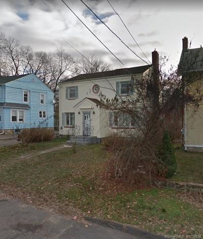 Bridgeport Multi Family Home For Sale: 93 Oxford Street
