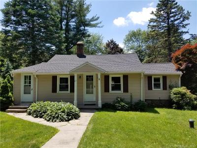 Middlebury Single Family Home For Sale: 67 Christian Road