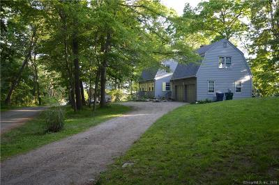 Old Lyme Single Family Home For Sale: 15 Edge Lea Road