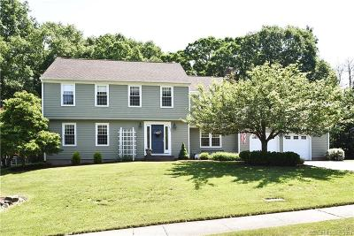 Cheshire Single Family Home For Sale: 250 Woodpond Road