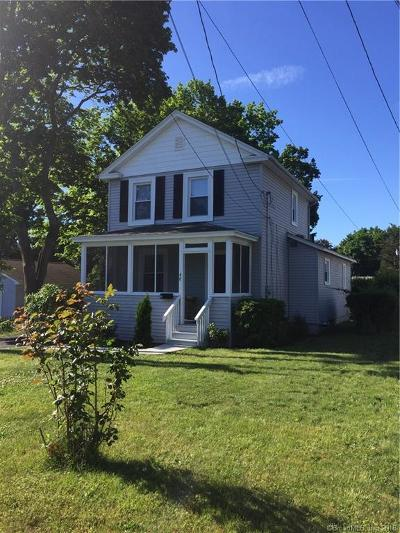 Plainville Single Family Home For Sale: 40 Prentice Street