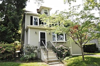 Greenwich Single Family Home For Sale: 17 Richland Road