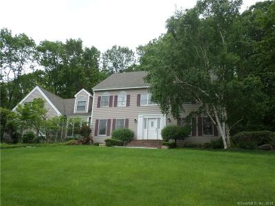 Hamden Single Family Home For Sale: 1 Hidden Brook Road