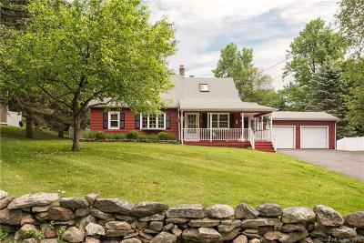 Bristol Single Family Home For Sale: 258 Matthews Street