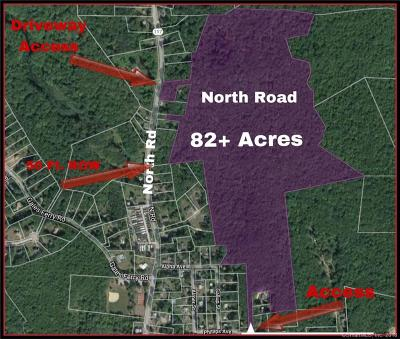 Groton Residential Lots & Land For Sale: North Road