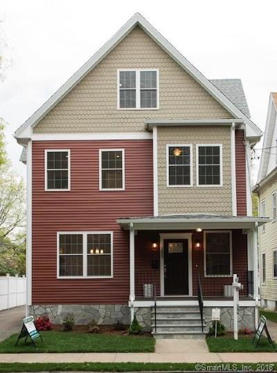 New Haven Single Family Home For Sale: 289 Willow Street