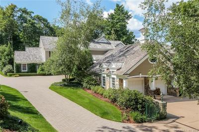 Simsbury Single Family Home For Sale: 25 Cobtail Way