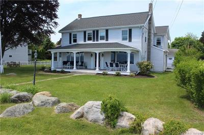 Groton Single Family Home For Sale: 52 East Shore Avenue