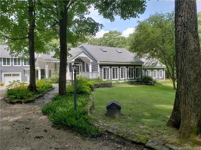 Sharon Single Family Home For Sale: 12 West Mountain Road