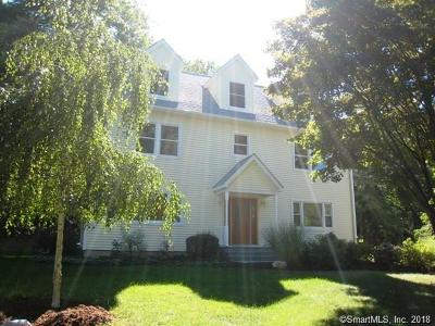 Fairfield Single Family Home For Sale: 367 Toll House Lane