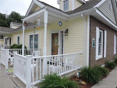 Wolcott Condo/Townhouse For Sale: 2 Park Avenue #5