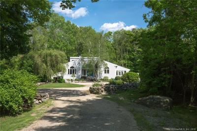 Windham County Single Family Home For Sale: 393 Thompson Road
