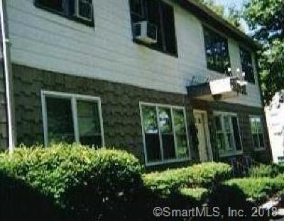 New Haven Condo/Townhouse For Sale: 55 Oak Ridge Drive #57