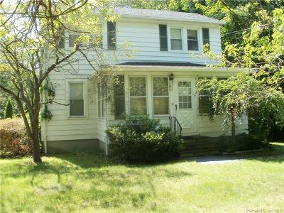 Trumbull Single Family Home For Sale: 143 White Plains Road