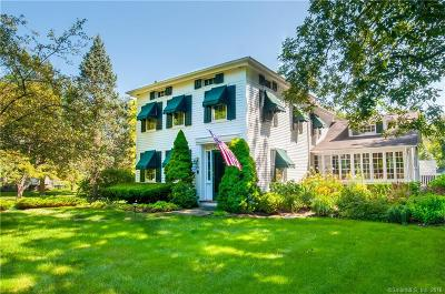 Shelton Single Family Home For Sale: 212 Huntington Street
