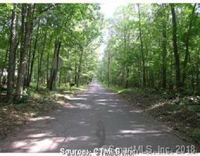 Wallingford Residential Lots & Land For Sale: 53 Dibble Edge Road