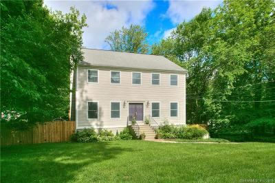 New Canaan Single Family Home For Sale: 145 Weed Street