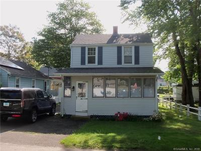 Old Lyme Single Family Home For Sale: 26 Gorton Avenue