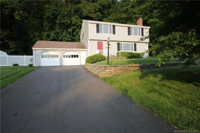 Farmington CT Single Family Home For Sale: $379,900