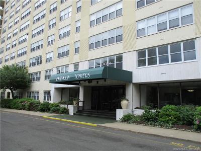 Bridgeport Condo/Townhouse For Sale: 2625 Park Avenue #2L