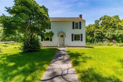 Ledyard Single Family Home For Sale: 974 Long Cove Road