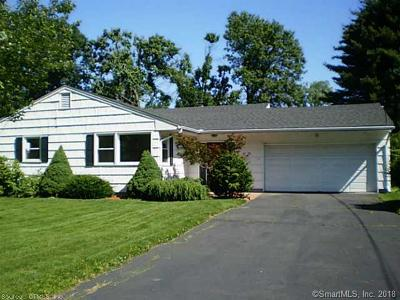 West Hartford Single Family Home For Sale: 16 West Maxwell Drive