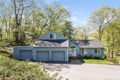 Wilton Single Family Home For Sale: 15 Mountain Road