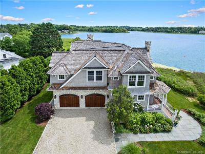 Westport Single Family Home For Sale: 34 Edgewater Hillside