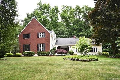 Cheshire Single Family Home For Sale: 625 Broad Swamp Road