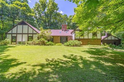 Easton Single Family Home For Sale: 25 Elm Drive
